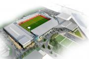 Community stadium plans submitted to council