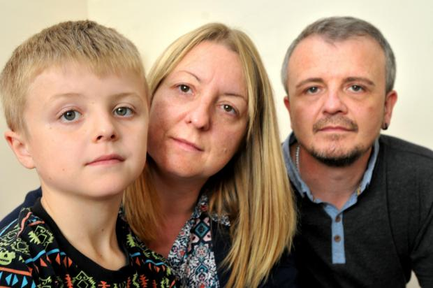 "Boy, 8, fractures skull in York accident - but is home within days. Mum says: ""We're just counting our lucky stars"" - and thanks mystery heroes who came to his aid"