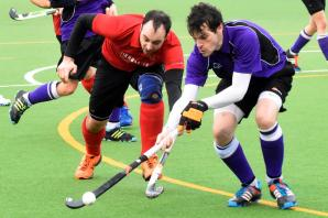 Late strike secures draw for City of York Hockey Club men's firsts