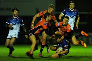 DEAL OFF: York City Knights and Castleford Tigers dual-reg link-up will not now continue