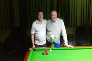 Snooker: Heworth's John McCready claims over-50s crown